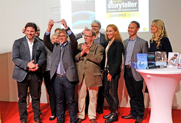 Erster Kindle Storyteller-Award © massow-picture