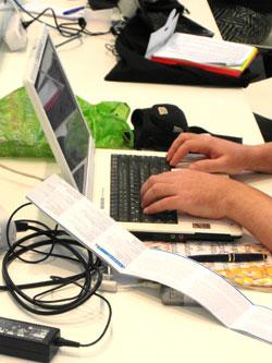 Schreibtalente gesucht! Foto:  © massow-picture